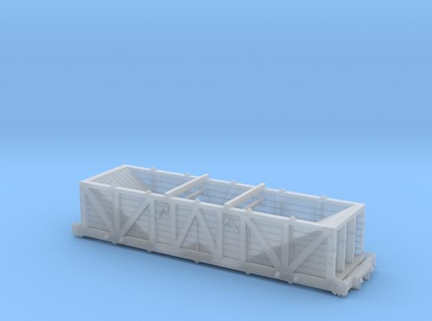 EBT Wood Hopper HOn3 in Smooth Fine Detail Plastic