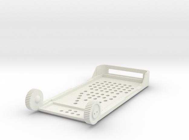 Communicator-Lid-new  in White Natural Versatile Plastic