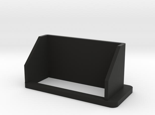 Cinetape Readout Shade in Black Natural Versatile Plastic
