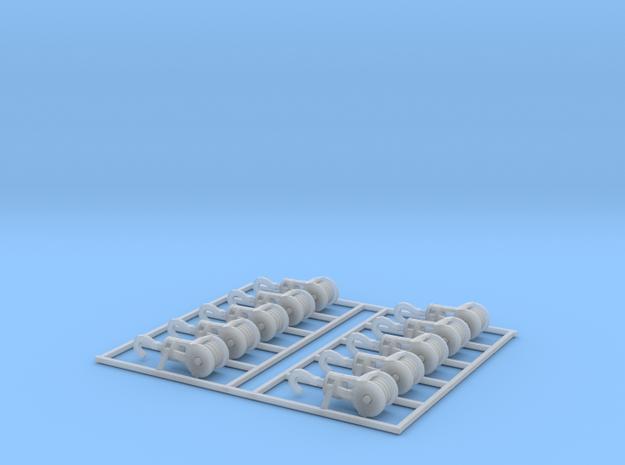 Crane Block Hooks Z Scale