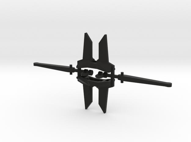2 x AC-14 3000 lbs anchors 1:96 in Black Natural Versatile Plastic