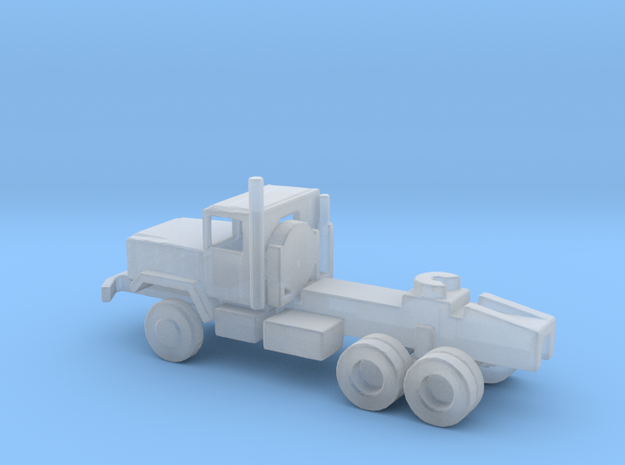 1/200 Scale M929 Tractor in Smooth Fine Detail Plastic