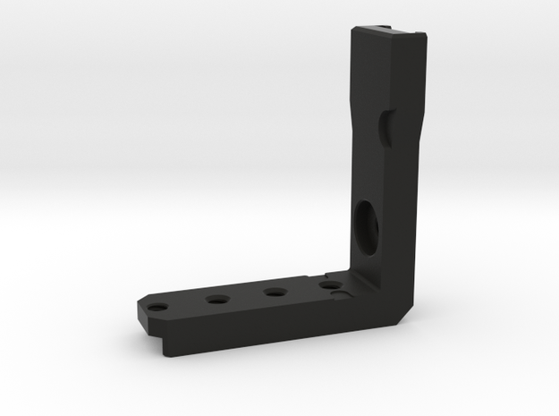 Canon G7X MKII Accessory Bracket  in Black Natural Versatile Plastic