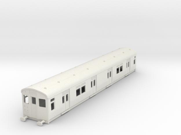 O-87-lner-single-luggage-motor-coach in White Natural Versatile Plastic