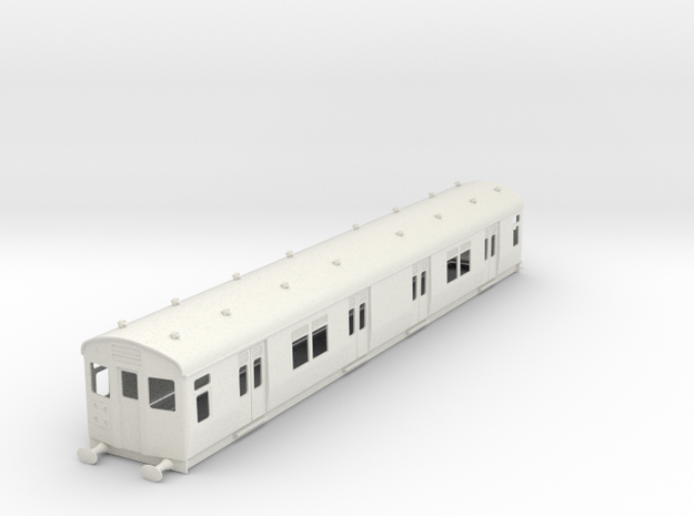 o-32-lner-single-luggage-motor-coach in White Natural Versatile Plastic