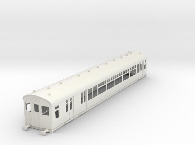 o-32-lner-single-lugg-motor-3rd-coach in White Natural Versatile Plastic