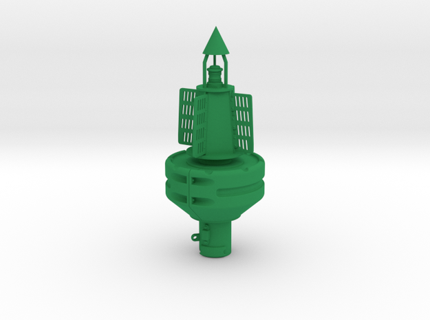 Mobilis Jet 2000 green  in Green Processed Versatile Plastic