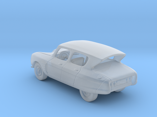 Citroen Ami 6    1:160 - N in Smooth Fine Detail Plastic