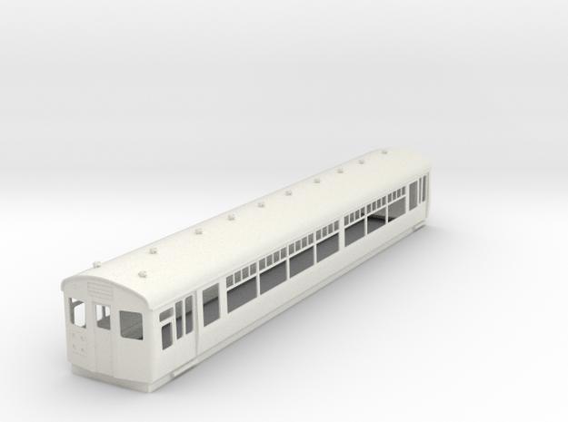 o-32-lner-driver-3rd-coach in White Natural Versatile Plastic