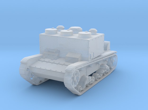 TC-26 1:285 in Smooth Fine Detail Plastic