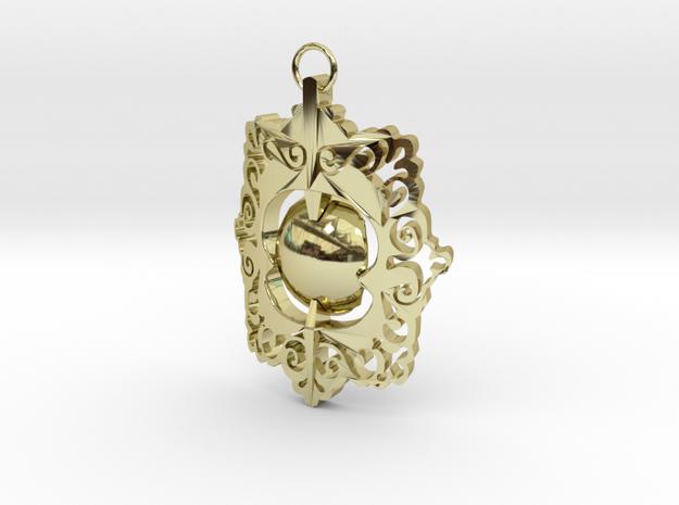Pendants art  in 18k Gold