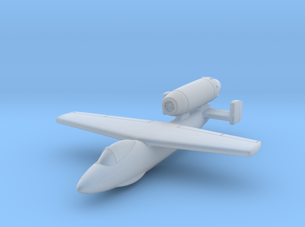 "(1:285) Junkers Ju EF126 ""Elli"" (disposable jet)  in Smooth Fine Detail Plastic"