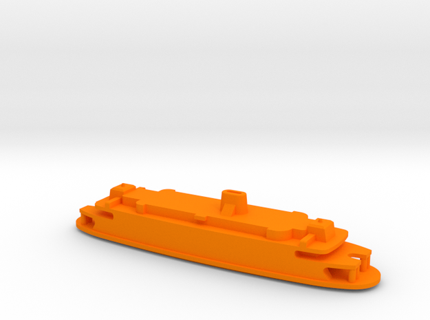 1/1200  Staten Island Ferry in Orange Processed Versatile Plastic