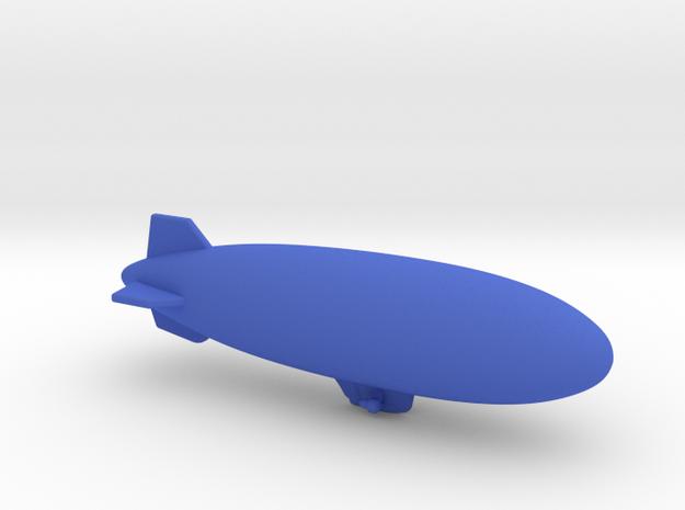 1/1200 K-Ship in Blue Processed Versatile Plastic