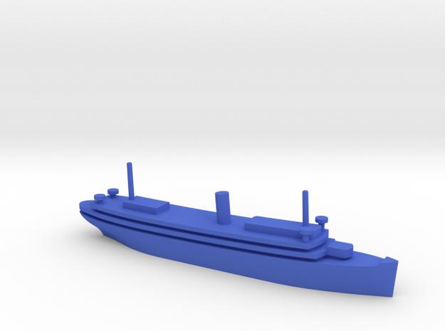 1/1200 SS Dorchester in Blue Processed Versatile Plastic