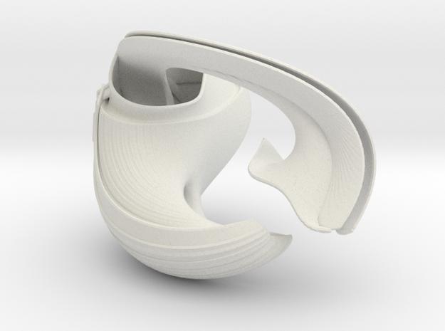 s22_211 in White Natural Versatile Plastic