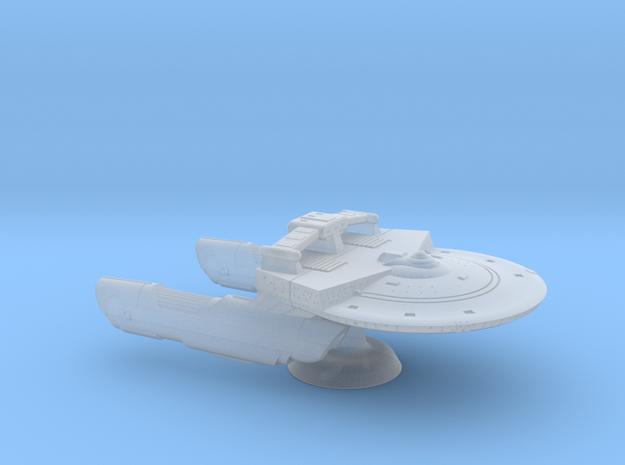 Terran Renown Mk II Frigate - 1:7000 in Smooth Fine Detail Plastic