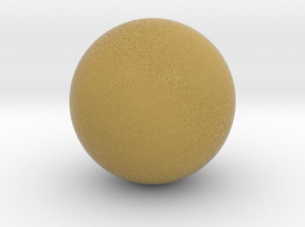 Titan 1:250 million in Full Color Sandstone
