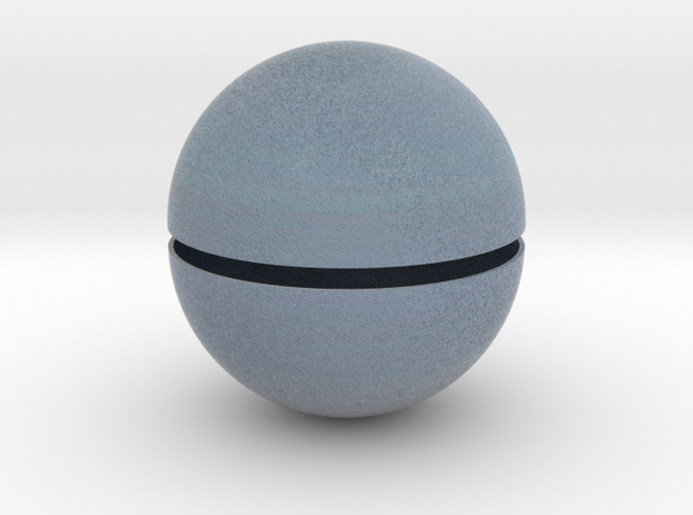 Uranus (Bifurcated) 1:250 million in Full Color Sandstone