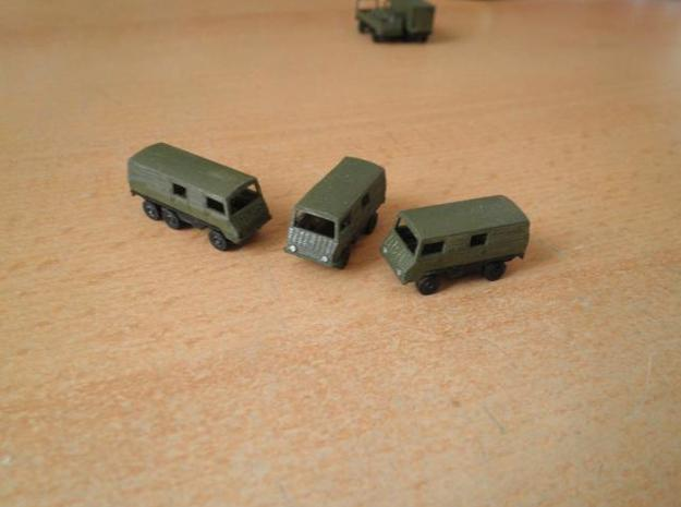 Pinzgauer gross set 3d printed