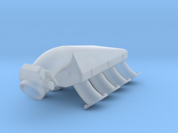 LS3/LSX 1/18 turbo intake V1 in Smooth Fine Detail Plastic