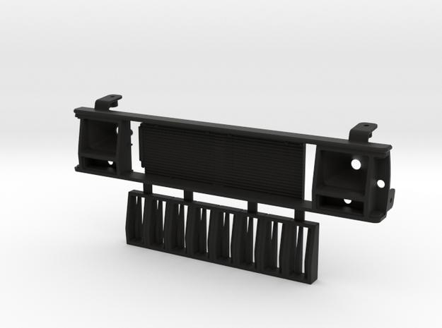XJ10003 XJ Grill Stock (for Pro-Line XJ) in Black Natural Versatile Plastic