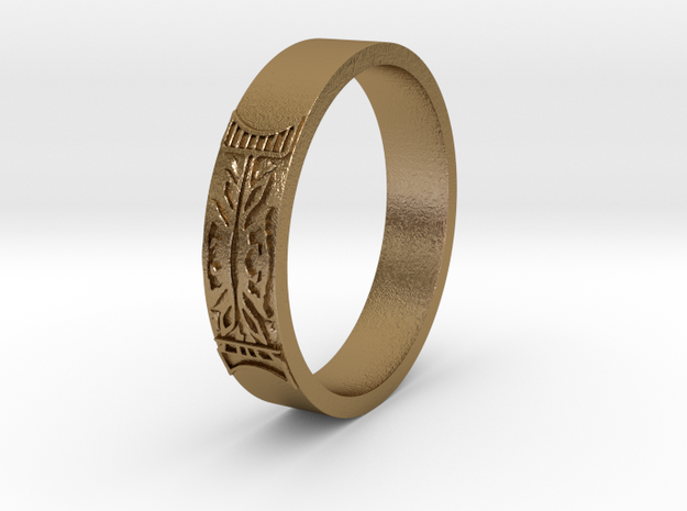 King's Ring (Dark Souls 2) in Polished Gold Steel: 5 / 49