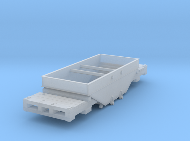 gilpin ore car as used in Smooth Fine Detail Plastic