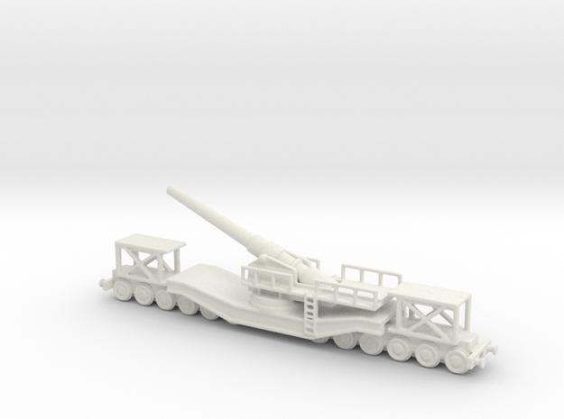 cannon de 240 1/76  railway artillery ww1