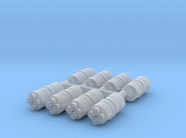 1/270 Rocket Pods (8)
