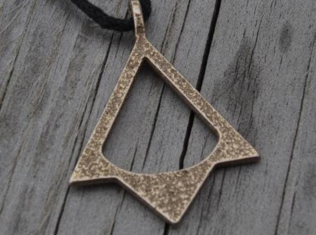 AC Brotherhood - Thieves' necklace 3d printed Stainless Steel