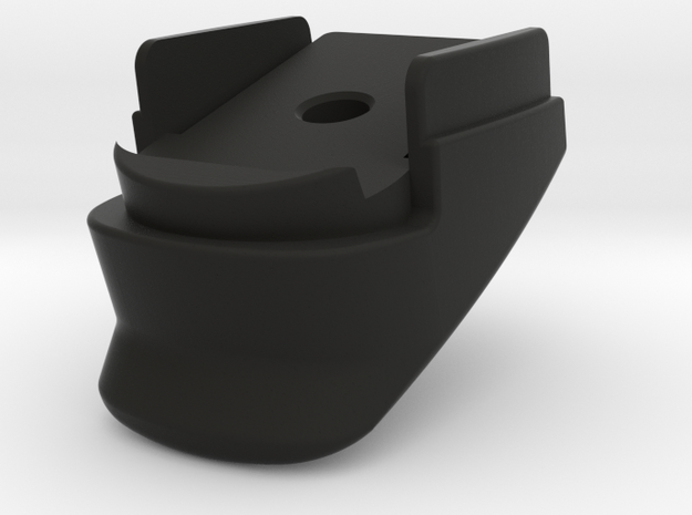 SIG P320 Sub-Compact Large Extension in Black Natural Versatile Plastic