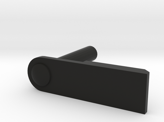 Magazine catch release AGM STG44/MP44 in Black Natural Versatile Plastic