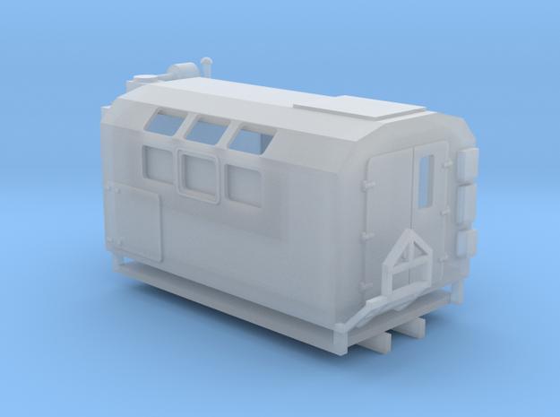 SiL-131 KShM Kofferaufbau 1:120 TT in Smooth Fine Detail Plastic