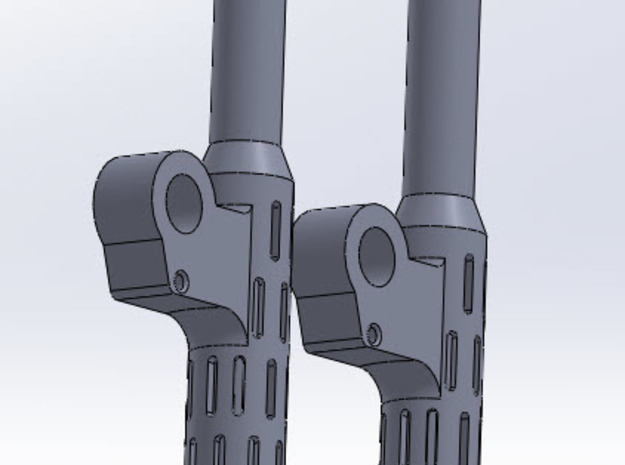 MP-01 Long Smoke Stacks