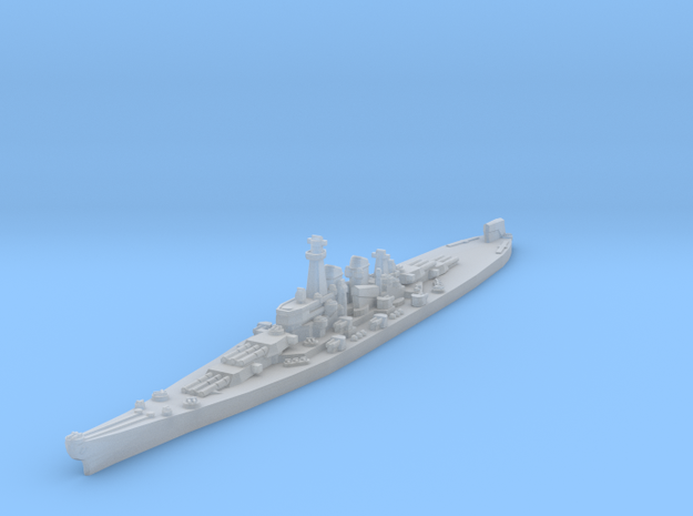 Montana class battleship 1/4800 in Smooth Fine Detail Plastic