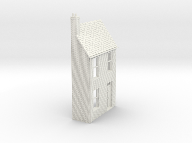 z-87-lr-t-house-rd-brick-comp in White Natural Versatile Plastic