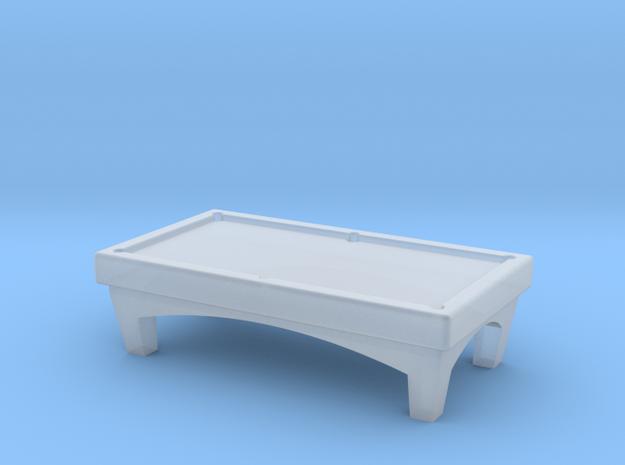 N Scale Pool Table