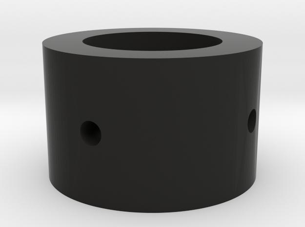 7/8 blade 4 pin plug holder in Black Natural Versatile Plastic