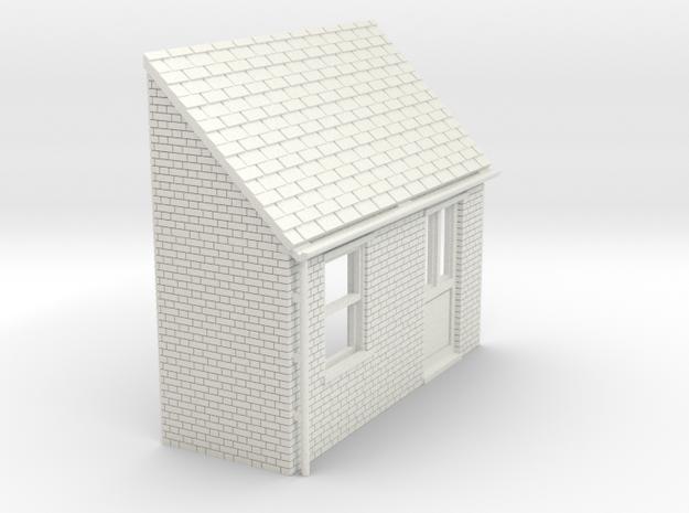 z-76-lr-house-extension-2 in White Natural Versatile Plastic