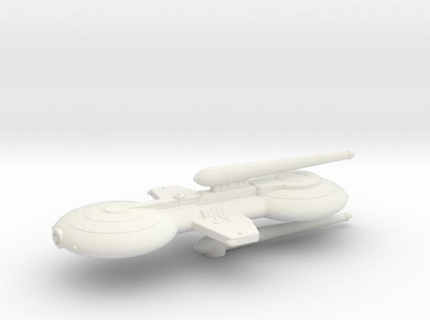 3125 Scale Gorn Epanterias Medium Cruiser (CM) SRZ in White Natural Versatile Plastic