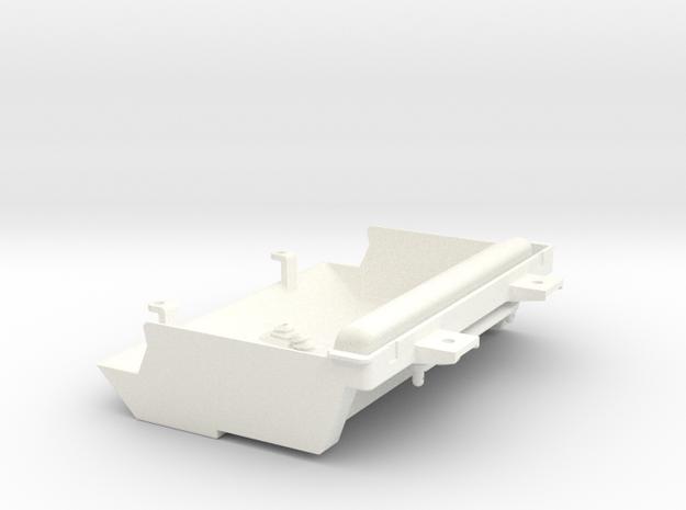 058019-01 Tamiya F150 Seat Bucket Manual, 4WD in White Processed Versatile Plastic
