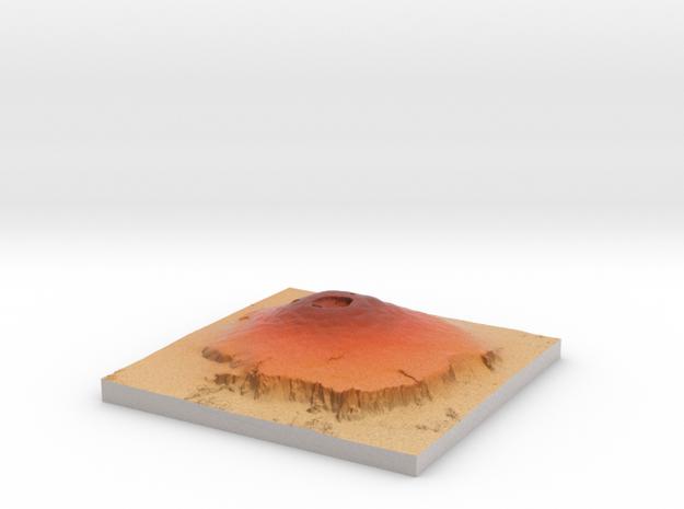 """Mars, Olympus Mons: 9"""""""