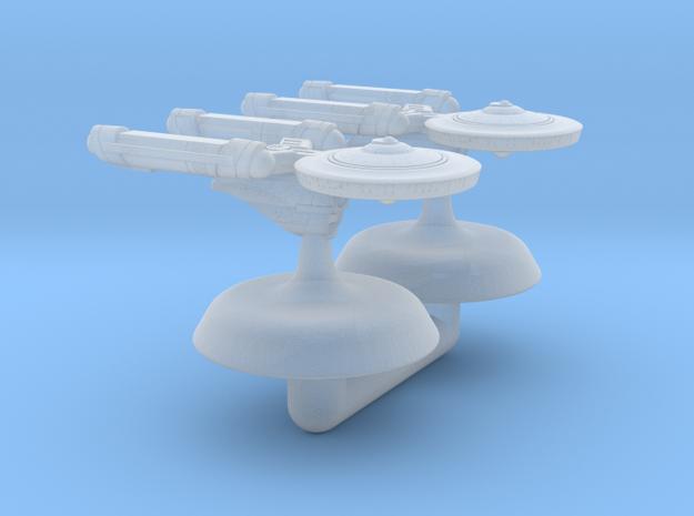 Terran Kongo Mk I Heavy Cruiser - 1:20000 in Smooth Fine Detail Plastic