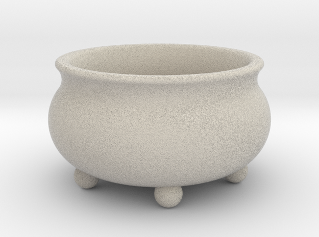 Salt Shaker  in Natural Sandstone