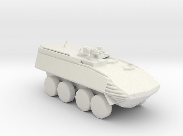 Lav 25a1 285 scale in White Natural Versatile Plastic