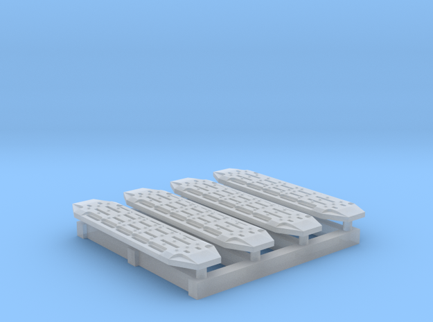 1/ 87 Scale 4x4 Traction Matts 2 Sets