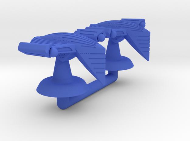 Detroitan Charger Battlecruiser 1:20000 in Blue Processed Versatile Plastic