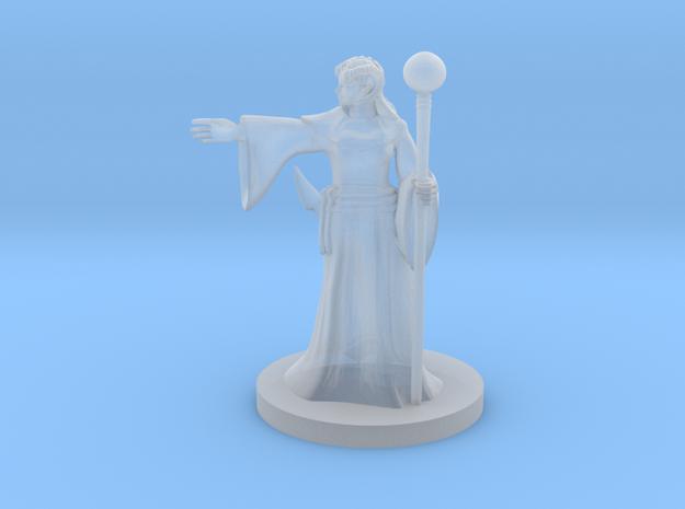 Tiefling Female Conjurer Wizard
