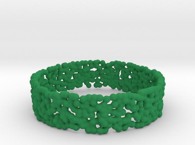 grains in Green Processed Versatile Plastic